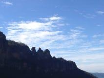сестры 3 горной цепи Стоковая Фотография RF