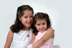 сестры Стоковые Фотографии RF