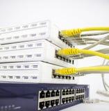 Сетевой сервер Стоковая Фотография RF