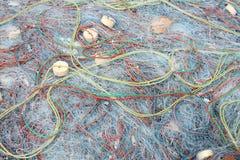 сети рыб задвижки к Стоковые Фото
