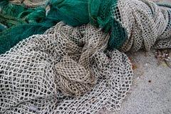 Сети рыб Стоковые Фотографии RF