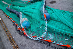 Сети рыб Стоковые Изображения RF
