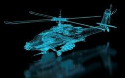 Сетка вертолета бесплатная иллюстрация