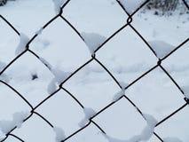 Сетка загородки Стоковое фото RF