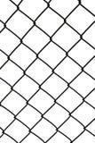 сетка изолированная загородкой Стоковая Фотография