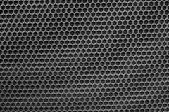 Сетка металла гриля диктора Стоковые Фотографии RF