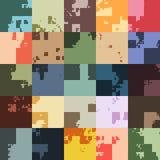 сетка предпосылки придает квадратную форму вектору Стоковые Изображения RF