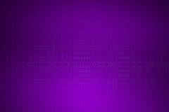 Сетка фиолетового хрома металлическая предпосылка и текстура металла Стоковое Изображение