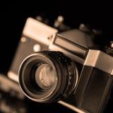 сетноая-аналогов камера старая стоковое фото rf