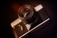 сетноая-аналогов камера старая стоковое изображение