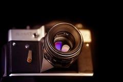 сетноая-аналогов камера старая стоковые изображения