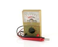 сетноой-аналогов вольтамперомметр Стоковая Фотография RF