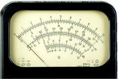 сетноой-аналогов маштаб Стоковое Фото