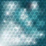 Сетчатая красочная запачканная предпосылка Стоковые Фото