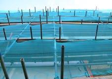 сетчатая ремонтина безопасности Стоковое фото RF