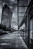 Сетчатое здание Стоковое Фото