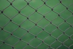 Сетчатый футбол для предпосылки Стоковые Фото