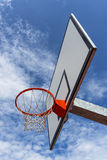 Сеть баскетбола Стоковые Изображения RF