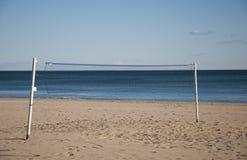 Сеть волейбола стоковые фото