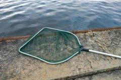 Сеть для заразительных рыб Стоковые Изображения