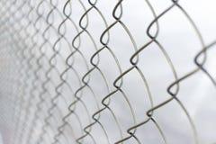 Сеть звена цепи Стоковые Фотографии RF