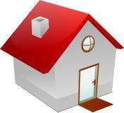 сеть иконы кнопки домашняя Стоковое Изображение
