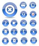 сеть икон стоковое фото rf
