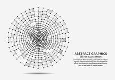 Сеть, иллюстрация вектора Сетевые подключения иллюстрация штока