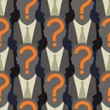 сеть картины анонимности безшовная иллюстрация штока