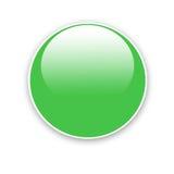 сеть кнопки Стоковое Изображение RF
