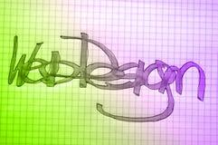 сеть конструкции Стоковые Изображения RF