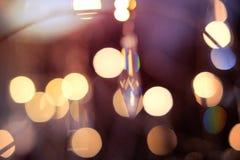 Сеть люминера Стоковое фото RF
