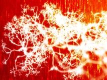 сеть нервная иллюстрация вектора