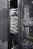 сеть оборудования Стоковые Фотографии RF