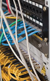 сеть оборудования Стоковая Фотография RF