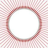 сеть рамки кабелей Стоковые Фотографии RF