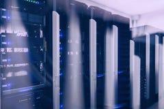Сеть сети, сервер Стоковые Фотографии RF