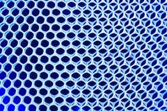 сеть сини предпосылки Стоковое Изображение RF