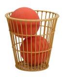 сеть стула шарика Стоковое Изображение