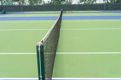Сеть тенниса Стоковое Изображение RF