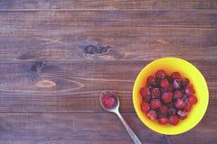 сеть универсалии шаблона страницы приветствию вишни карточки предпосылки Стоковое Изображение
