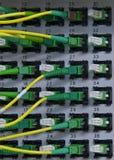 сеть эпицентра деятельности Стоковое Изображение RF
