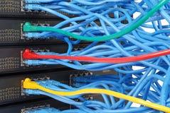 сеть эпицентра деятельности Стоковые Изображения RF
