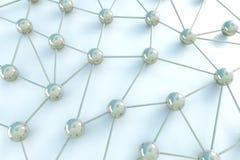 сеть Стоковые Фотографии RF