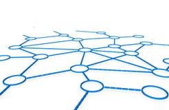 сеть Стоковые Фото