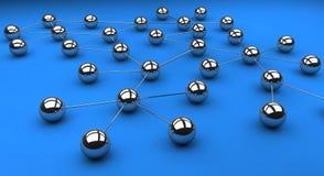 сеть Стоковые Изображения RF