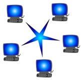 сеть Стоковое фото RF