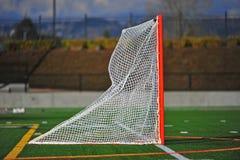 сеть lacrosse шарика Стоковое Изображение RF