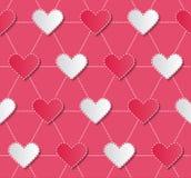 Сеть social влюбленности Стоковая Фотография RF