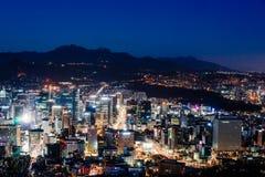 Сеул стоковая фотография